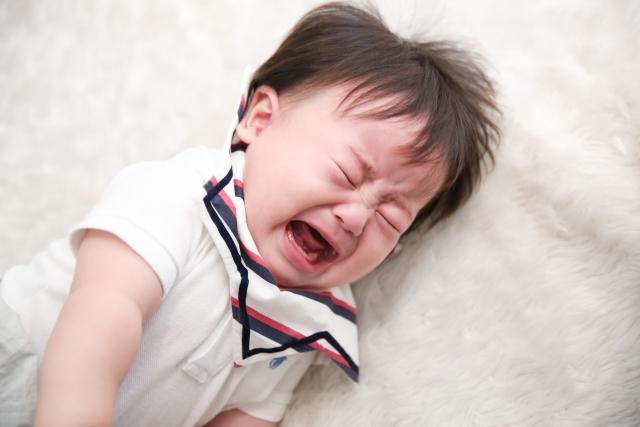 赤ちゃんは熱が出たらどうする?上がったり下がったりする時は?対処法は?