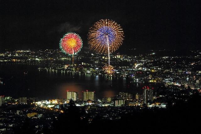 東京湾花火大会は今年で最後?見える場所や穴場スポットは?