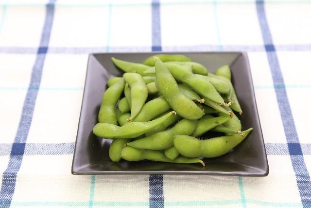 枝豆の栄養は?ダイエット効果は見込める?茶豆との違いは?