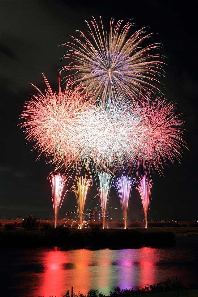 流山花火大会の2015年の予定は?スポットや有料席、駐車場情報は?