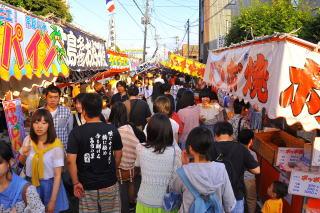 新潟市の蒲原祭りは何が日本一?いつ開催?駐車場は?