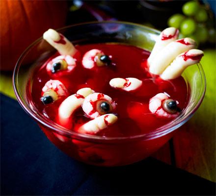ハロウィンのレシピでお菓子は何が簡単?人気は?料理では?