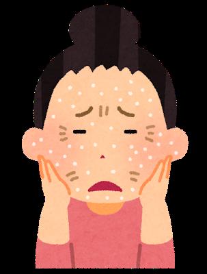 乾燥肌の対策にスキンケアは?食事や生活で気を付けること